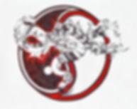 Sketch - Yin Yang Dragon