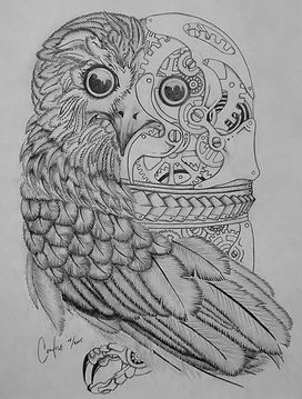 Machanic Owl