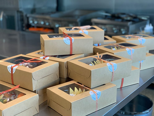 Kraft Box Option for Standard Boxes