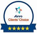 Avvo 5 Star Cients' Choice
