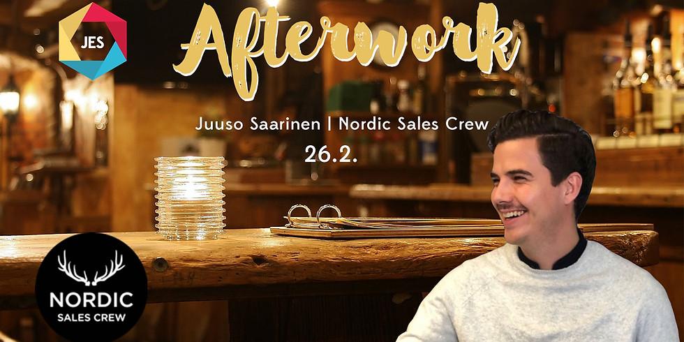 JES Afterwork: Nordic Sales Crew