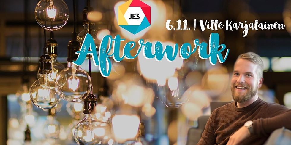 JES Afterwork: Ville Karjalainen