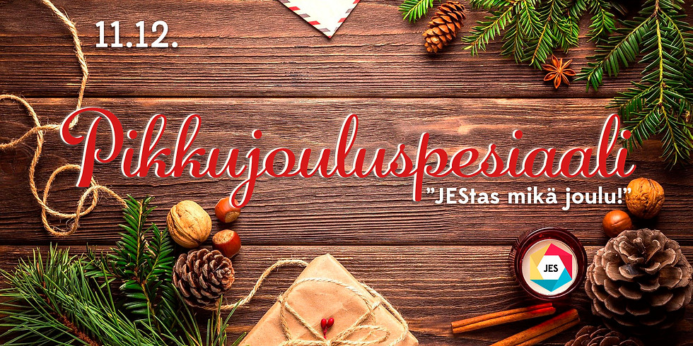 Pikkujouluspesiaali - JEStas mikä joulu!