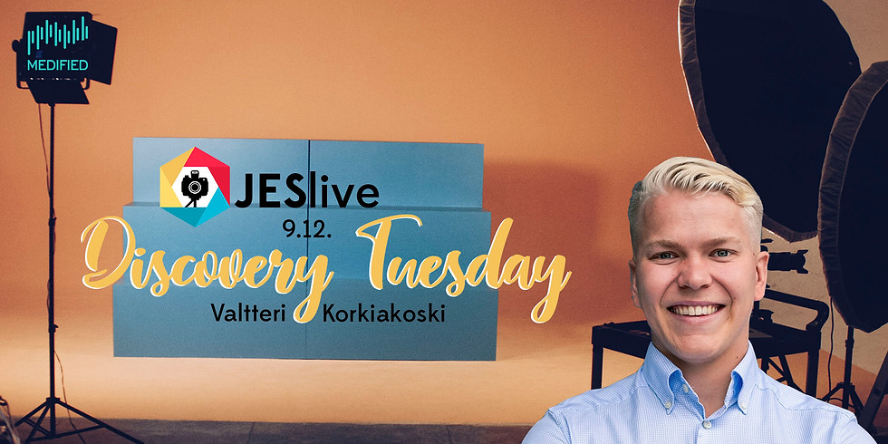 JESlive x Discovery Tuesday (ENG)