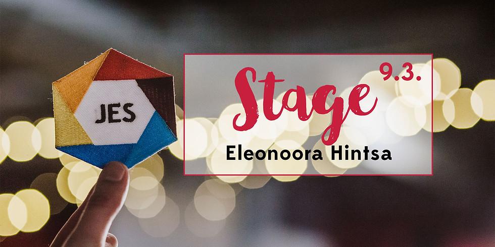 JES Stage: Eleonoora Hintsa
