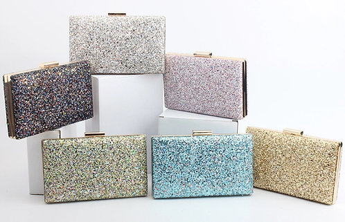 USG Glitter Evening Bag