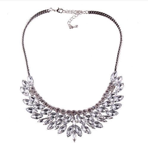 Princess Rhinestone Necklace