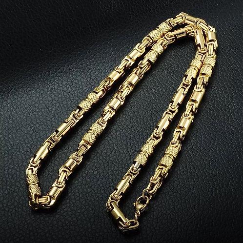 Titanium Stainless Steel Link Chain