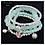 Thumbnail: Multilayer Anchor Bracelet Set