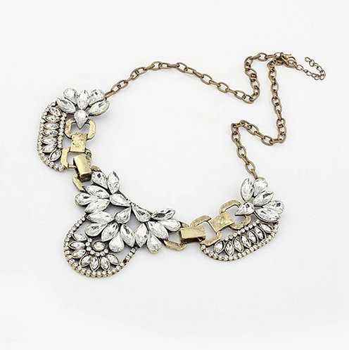 Fashion Retro Collar Necklace