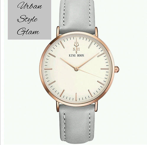 Pastel Casual Watch
