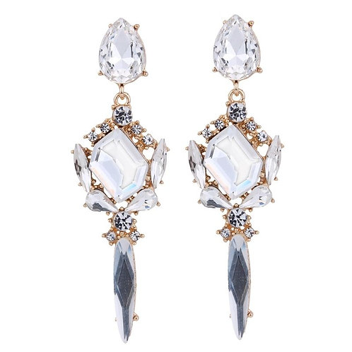 USG Vintage Dazzling Earrings