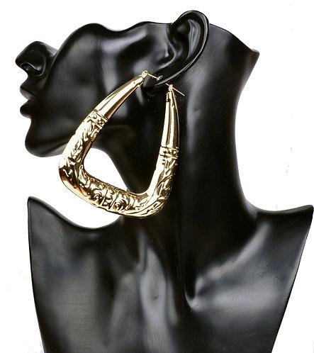 XL Retro earrings - 2 Styles