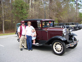 Wes and Ann Porterfield