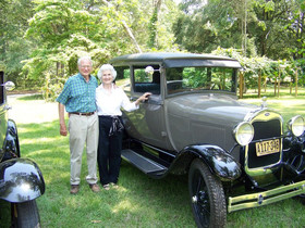 Fred and Retta Gantt
