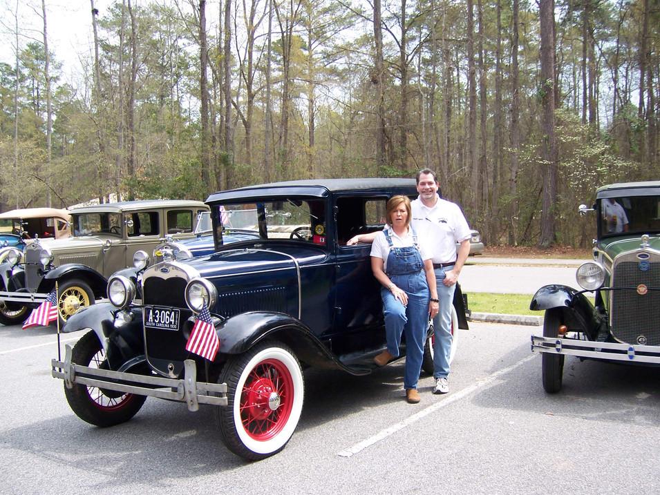 Ann and Chuck Lyons