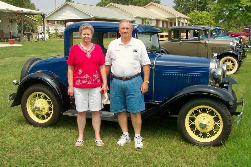 Linda and Wyman Toole