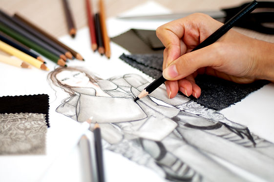 Kraimod Fashion Design - Fashion Illustration