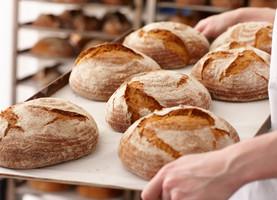A praticidade da máquina de pão