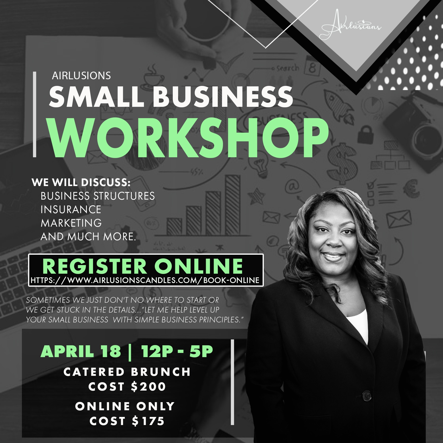 Airlusions-Small Business Workshop