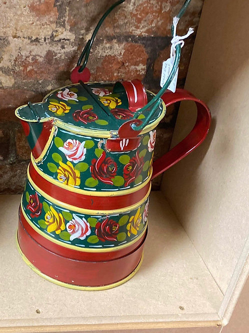 Buckby Style Narrowboat Watering Can