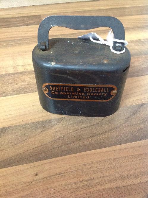 Sheffield & Ecclesall Money Box