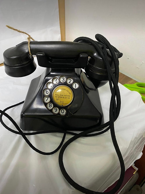 £200  Very rare baker light gecphone cir 1945  Converted serviced