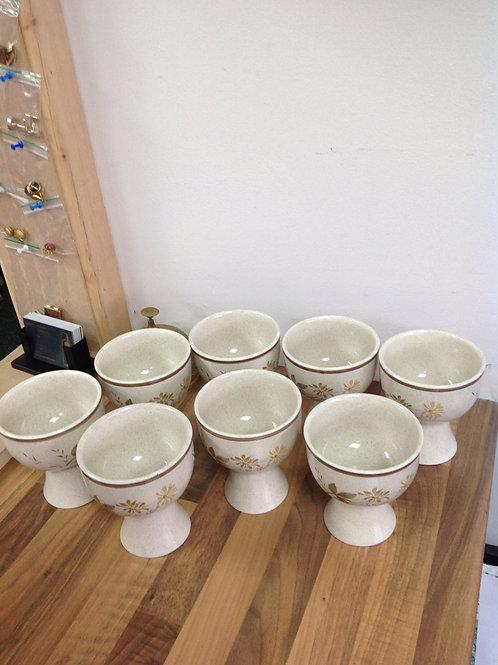 Royal Doulton 1975 Sandsprite Soup Goblets