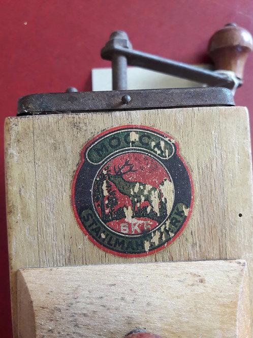 German Mocca Coffee Grinder.