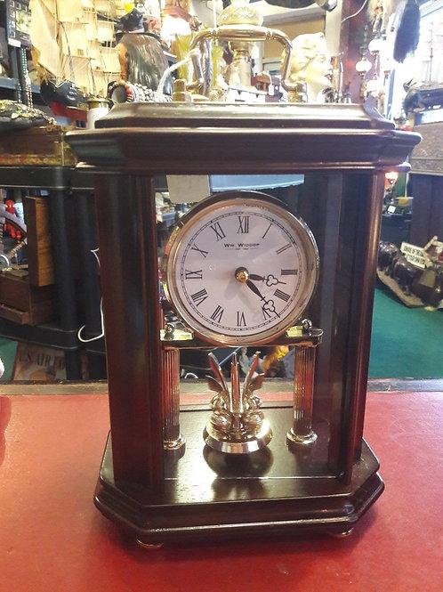 Widdop Rhythm mantle clock