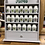 Thumbnail: Franklin mint spice / herb porcelain jars and rack