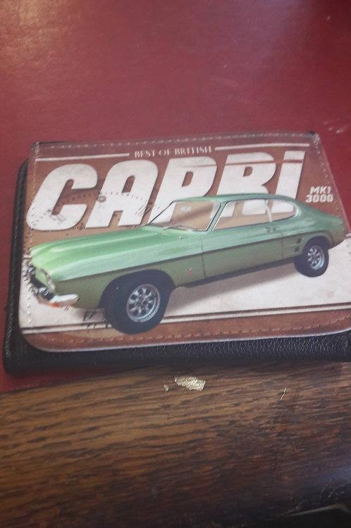 Capri wallet