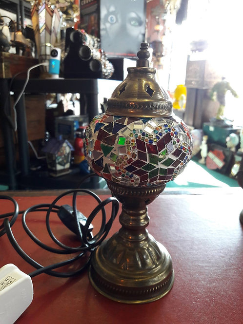 Small Moroccan Lamp
