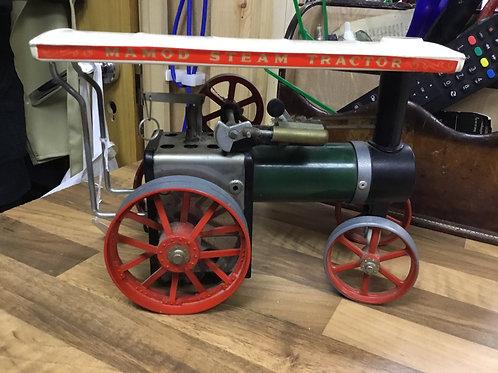 Mamod  te1a steam tractor