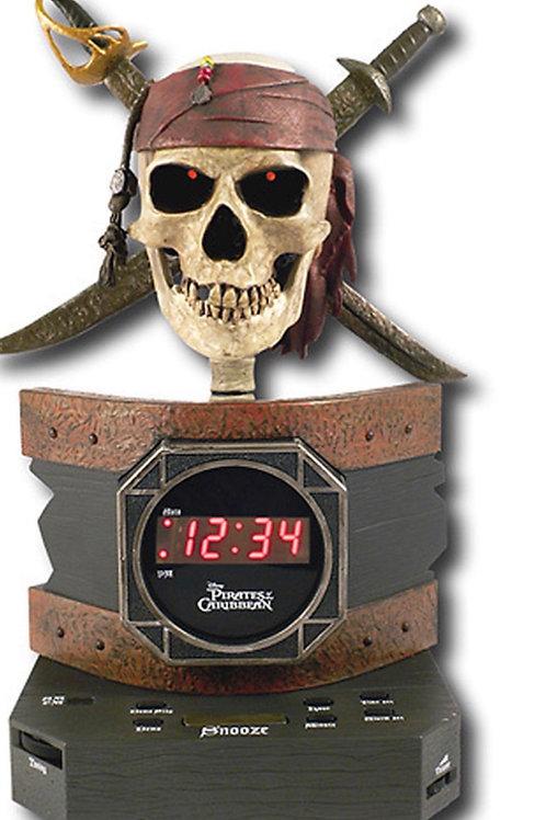 Pirates of the Caribbean radio alarm