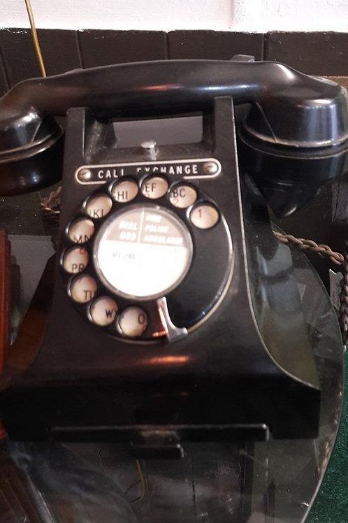 Bakerlite call exchange telephone