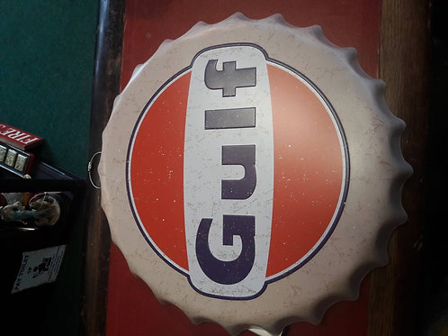 Gulf Bottle top wall mounts