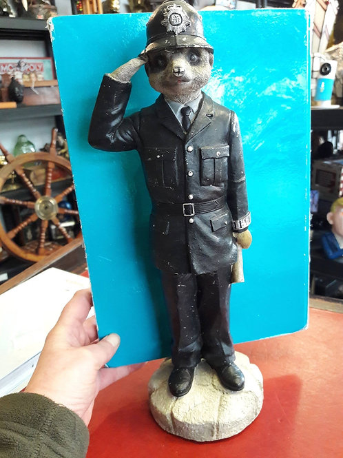 Meerkat policeman