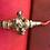 Thumbnail: 1929 silver teething ring