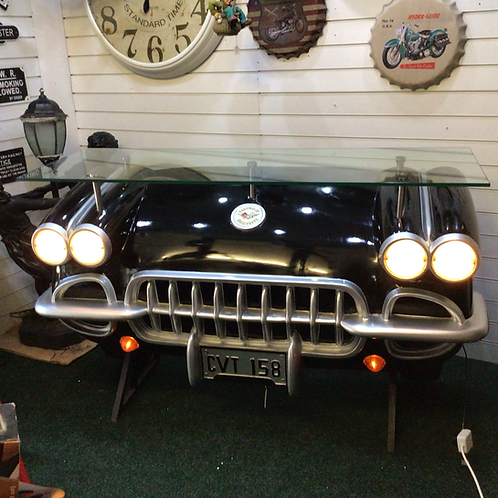 Corvette car bar