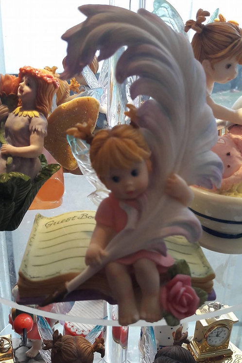 Wedding guest fairie