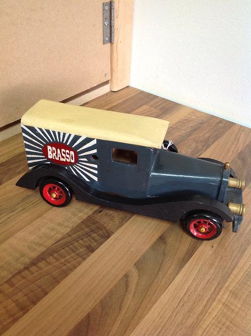 Wooden Brasso Truck