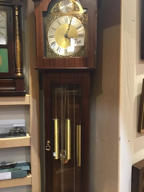 Tempus figit grandfather clock