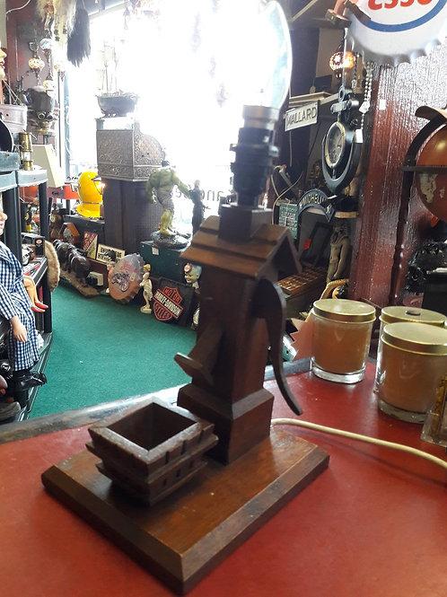 Novelty Water Pump Lamp