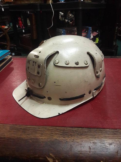 Vintage safety helmet
