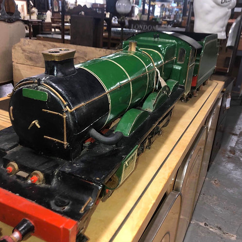4ft model train