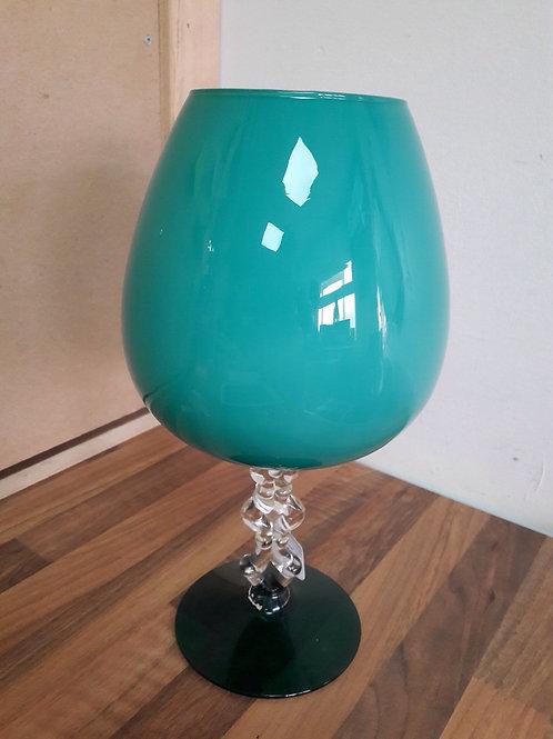 Vintage Retro Balloon Brandy Glass