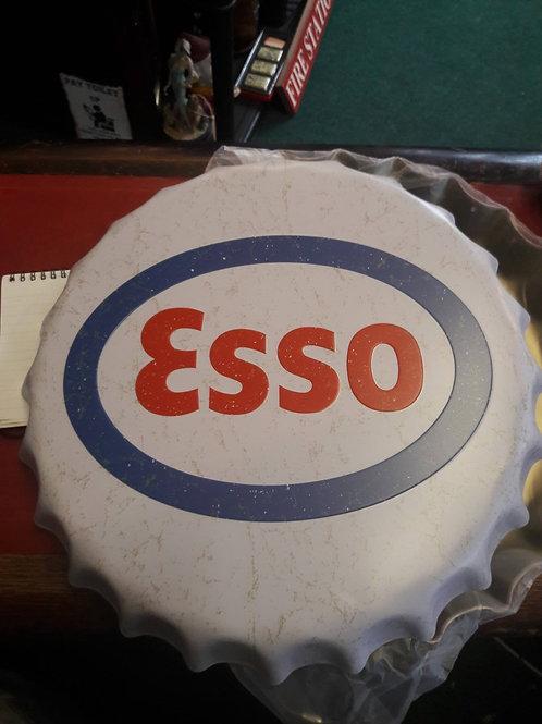 Esso Bottle top wall mounts