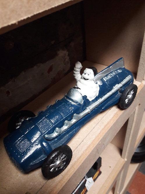 Blue Michelin Racer