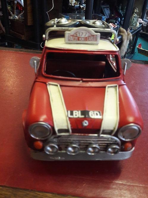 Model 1967 Monticarlo Rally Mini Cooper